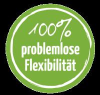Button Flexibilität